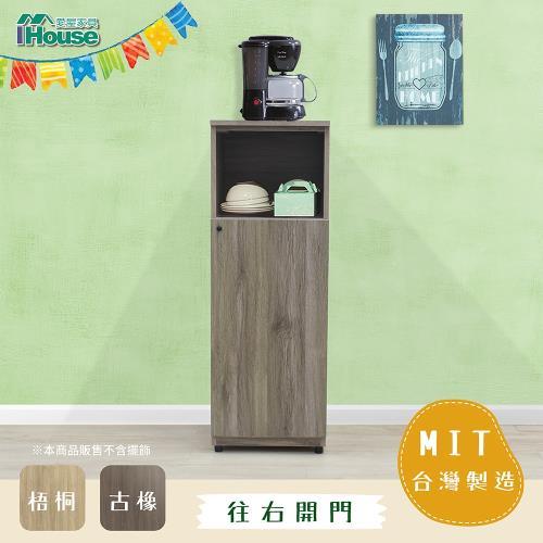 ★台灣製造★IHouse-團原 現代碗盤櫃/電器櫃/立櫃