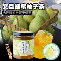 麻豆農會  文旦蜂蜜柚子茶-300-罐  (2罐一組)