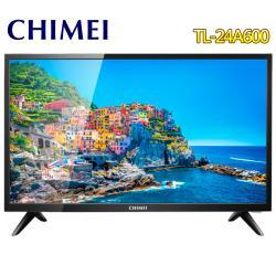 CHIMEI 奇美 24型HD低藍光液晶顯示器+視訊盒TL-24A600