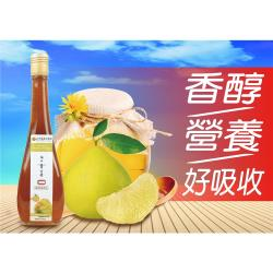田蜜園養蜂農場-健康養生調理白柚蜂蜜醋
