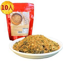 維盛發綜合堅果海苔香鬆組(素食可用)-勁