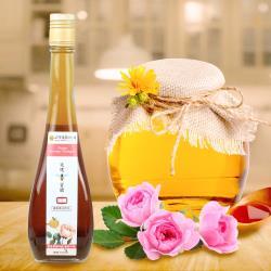田蜜園養蜂農場-健康養生調理玫瑰蜂蜜醋