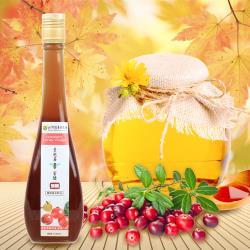 田蜜園養蜂農場-健康養生調理蔓越莓蜂蜜醋