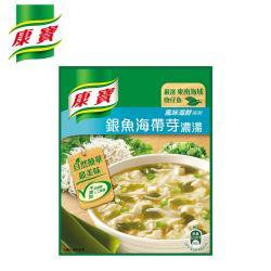 康寶濃湯-自然原味銀魚海帶芽(2包入)