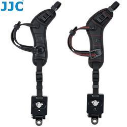 JJC人體工學輕單眼相機手腕帶微單反手帶HS-ML1M(含Arca-Swiss快拆板和快扣)適快槍俠快拍相機背帶和直上三腳架