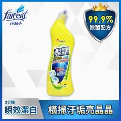 【潔霜】免刷洗馬桶清潔劑-青檸芳香(500ml/入)