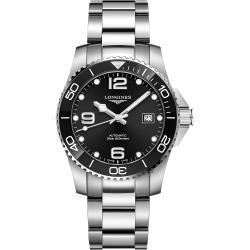LONGINES 浪琴 深海征服者浪鬼陶瓷潛水機械錶-41mm L37814566
