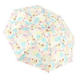 RAINSTORY雨傘-蘑菇小鹿(黃)抗UV加大省力自動傘