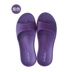台灣製(親子款)MIT All Clean 環保室內外拖鞋-紫色
