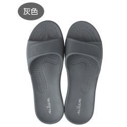 台灣製(親子款)MIT All Clean 環保室內外拖鞋-灰色