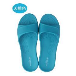 台灣製(親子款)MIT All Clean 環保室內外拖鞋-天藍色