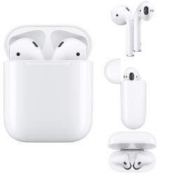Apple AirPods 藍牙耳機 2019新款 第2代(搭配有線充電盒)_MV7N2TA/A