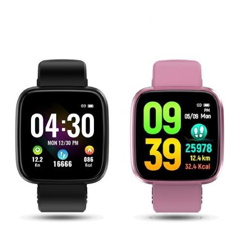 人因大錶面健康心律智能手錶限定組/