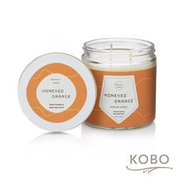KOBO 美國大豆精油蠟燭 - 蜜香甜橙 (450g/可燃燒 65hr)