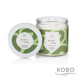 KOBO 美國大豆精油蠟燭 - 黑松野林 (450g/可燃燒 65hr)