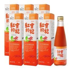 【台塑生醫】紅寶枸杞飲(250ml)6瓶/組