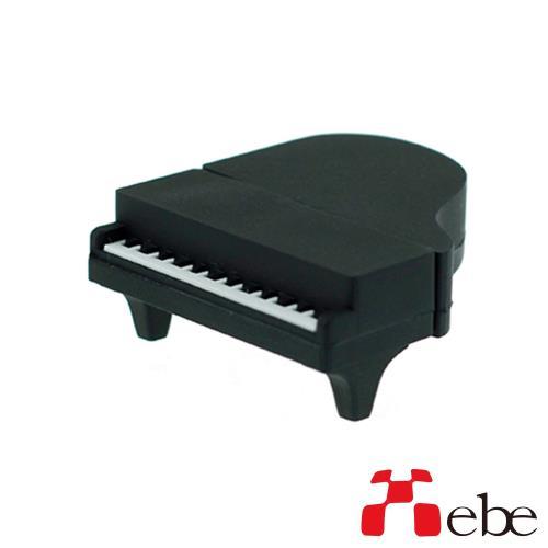 【Xebe集比】鋼琴造型USB隨身碟16G/