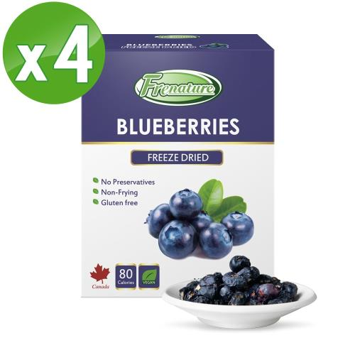 Frenature富紐翠-藍莓翠鮮果凍乾