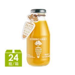 【VDS活力東勢】黃胡蘿蔔綜合蔬果汁290ml*24瓶/箱