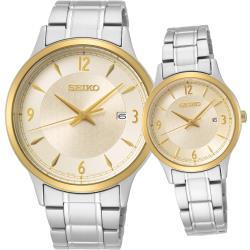 SEIKO 經典雋永50週年紀念對錶(7N42-0GJ0Y+7N82-0JN0Y)