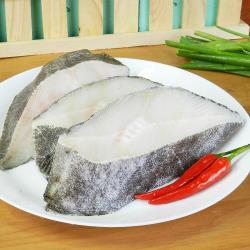 好神 格陵蘭無肚洞厚切比目魚12片組-(扁鱈-260g)