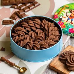 monkey mars 火星猴子 巧克力奶酥曲奇餅乾