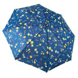 RAINSTORY雨傘-怪獸Party(藍)抗UV加大省力自動傘
