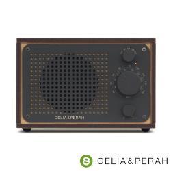 CELIAPERAH希利亞 R1自組藍牙收音機音響/喇叭 炭黑