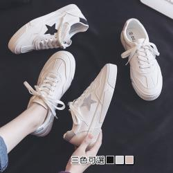 【Alice 】(預購) 歐洲款柔美簡約星星造型平底鞋