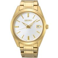SEIKO精工經典簡約紳士腕錶 6N52-00A0K