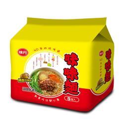 【味丹】味味麵精燉肉燥麵(5包/袋;6袋/箱)