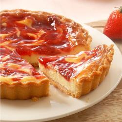 亞尼克 6吋美式派塔-草莓起司派(任選)