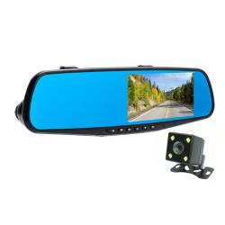 CORAL GPS測速雙錄行車紀錄器