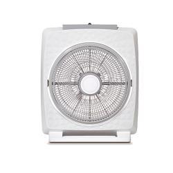 SAMPO聲寶 14吋六片扇葉微電腦DC節能箱扇風扇(附遙控器) SK-FC14BDR