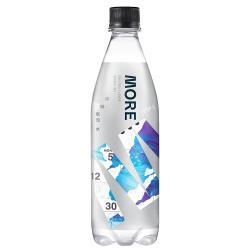 【味丹】多喝水MORE氣泡水(原味)560ml(24瓶/箱)