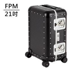 FPM MILANO BANK Caviar Black系列 21吋登機箱 (松露黑) 平輸品