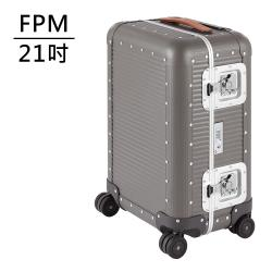 FPM MILANO BANK Steel Grey系列 21吋登機箱 (航鈦灰) 平輸品