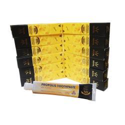 澳洲Natures Care 皇家陳年蜂膠牙膏含氟化物薄荷口味(  12 入組,120g/條)