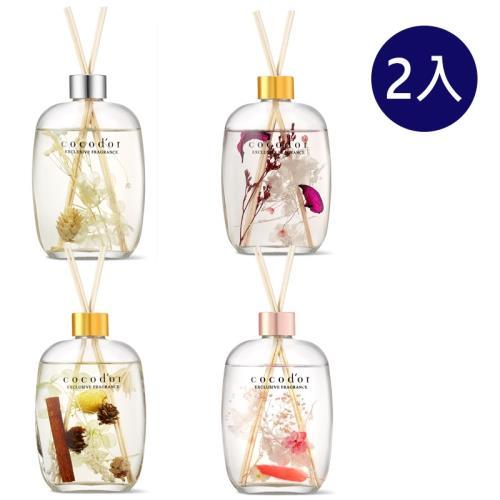 韓國cocodor浮游花草系列擴香瓶220ml(2入)-多款香味可選