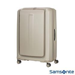 Samsonite 新秀麗 30吋Prodigy 1:9前開PC防刮雙扣鎖行李箱(香檳金)00N*05006