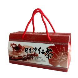 【留茗傳】日月潭紅茶茶包禮盒(20盒加贈2盒入量販組)