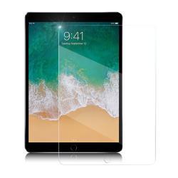 Xmart for iPad Pro 10.5吋 強化指紋9H鋼化玻璃保護貼-非滿版