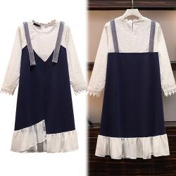 韓國K.W.(預購)韓時尚純真幻想洋裝