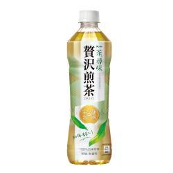黑松 茶尋味贅沢煎茶  535ml (24入)