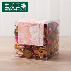 【生活工場】Elegant玫瑰乾燥花65g