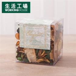 【生活工場】Elegant小蒼蘭乾燥花65g