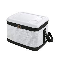 日本鹿牌長效型折疊保冷袋25L白色 UE-561