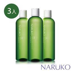 NARUKO 牛爾 茶樹淨涼沐浴膠 3入