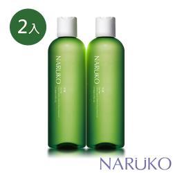 NARUKO牛爾 茶樹淨涼沐浴膠2入