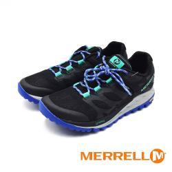 MERRELL (女) ANTORA GORE-TEX健走登山鞋 - 寶藍黑(另有鐵灰)